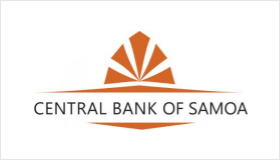 Central Bank of Samoa logo