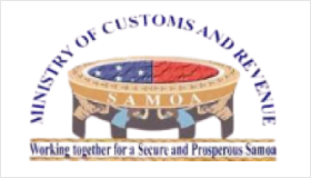 Ministry Customs Revenue logo